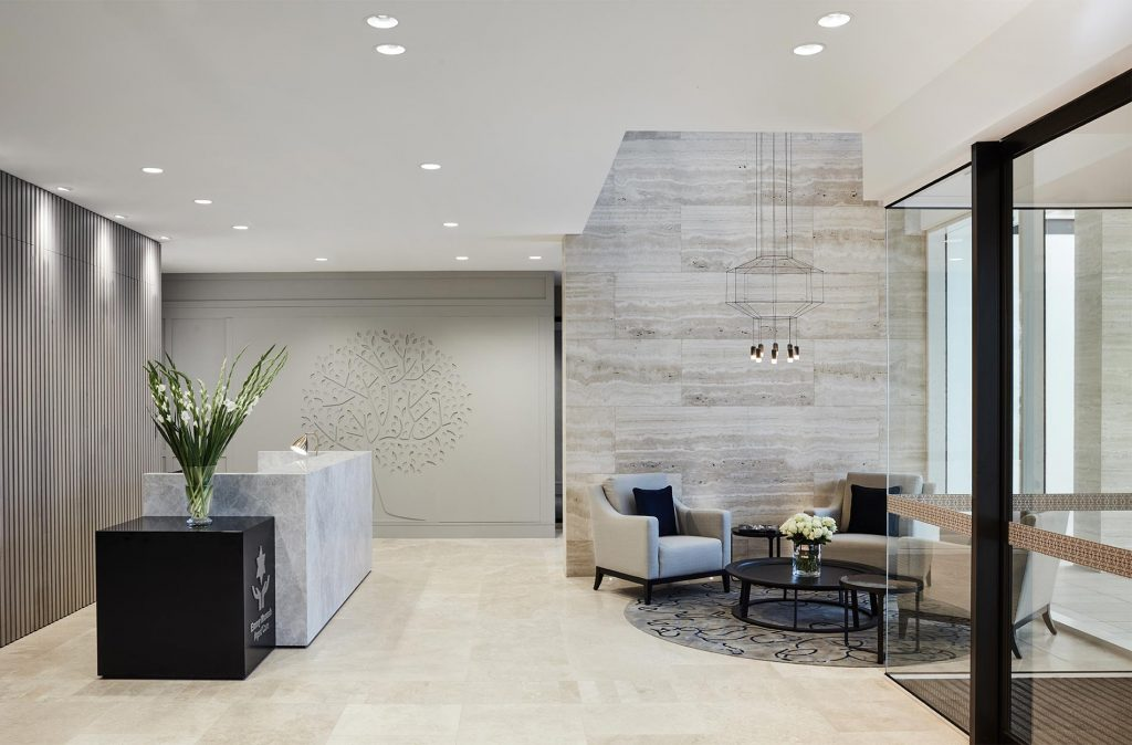 Wireflow by Vibia at Emmy Monash Aged Care