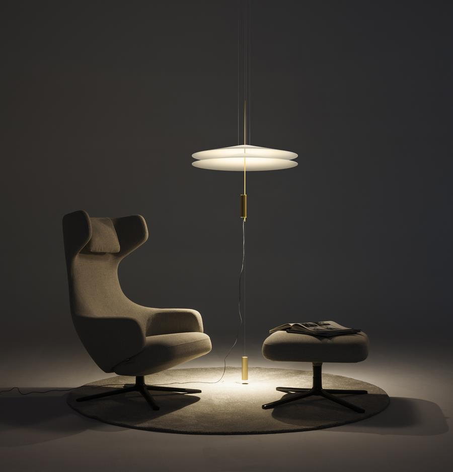 Flamingo pendant by Vibia