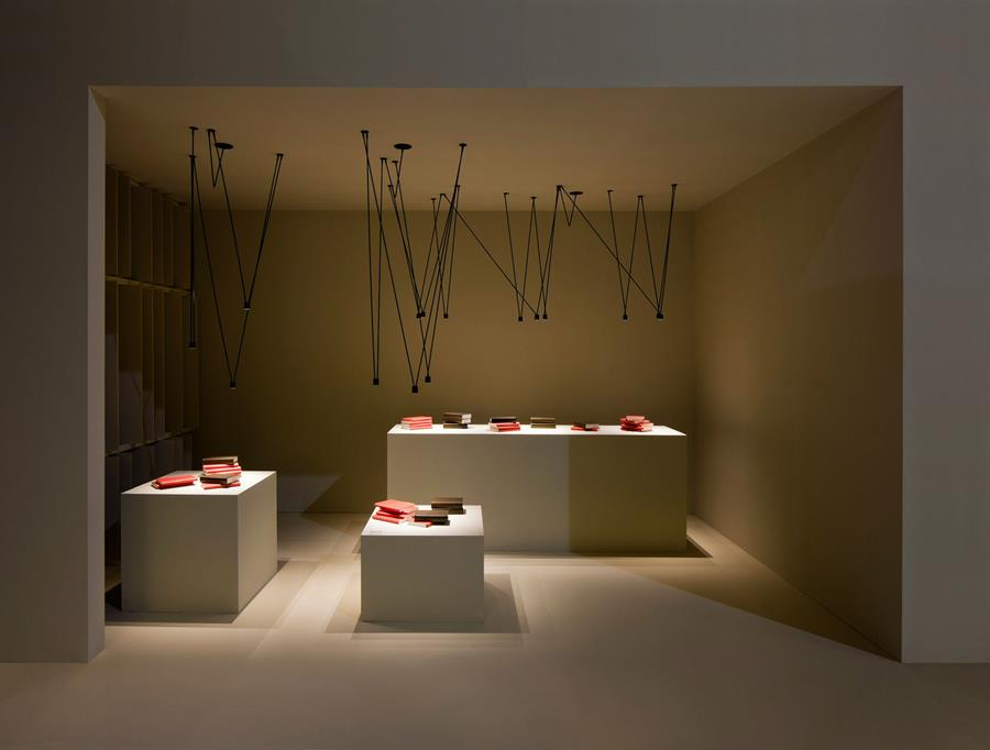 Match pendants by Vibia
