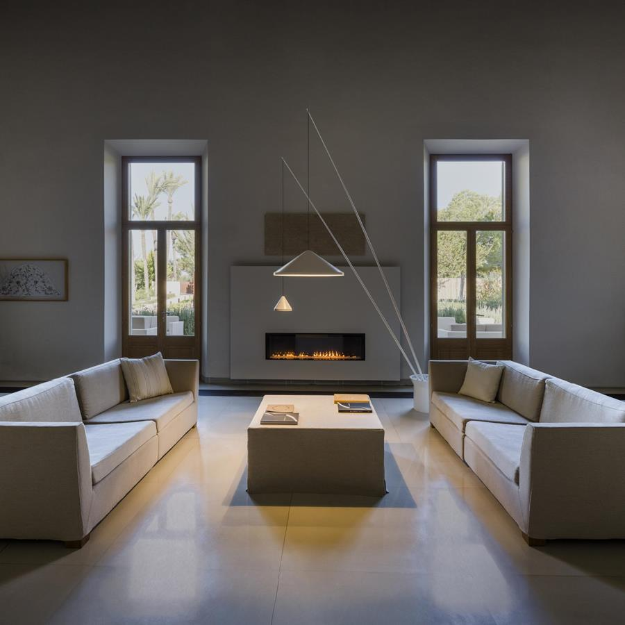 North floor lamp by Vibia