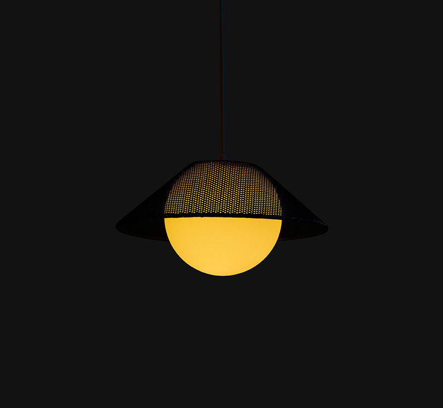 Akoya pendant by Rich Brilliant Willing