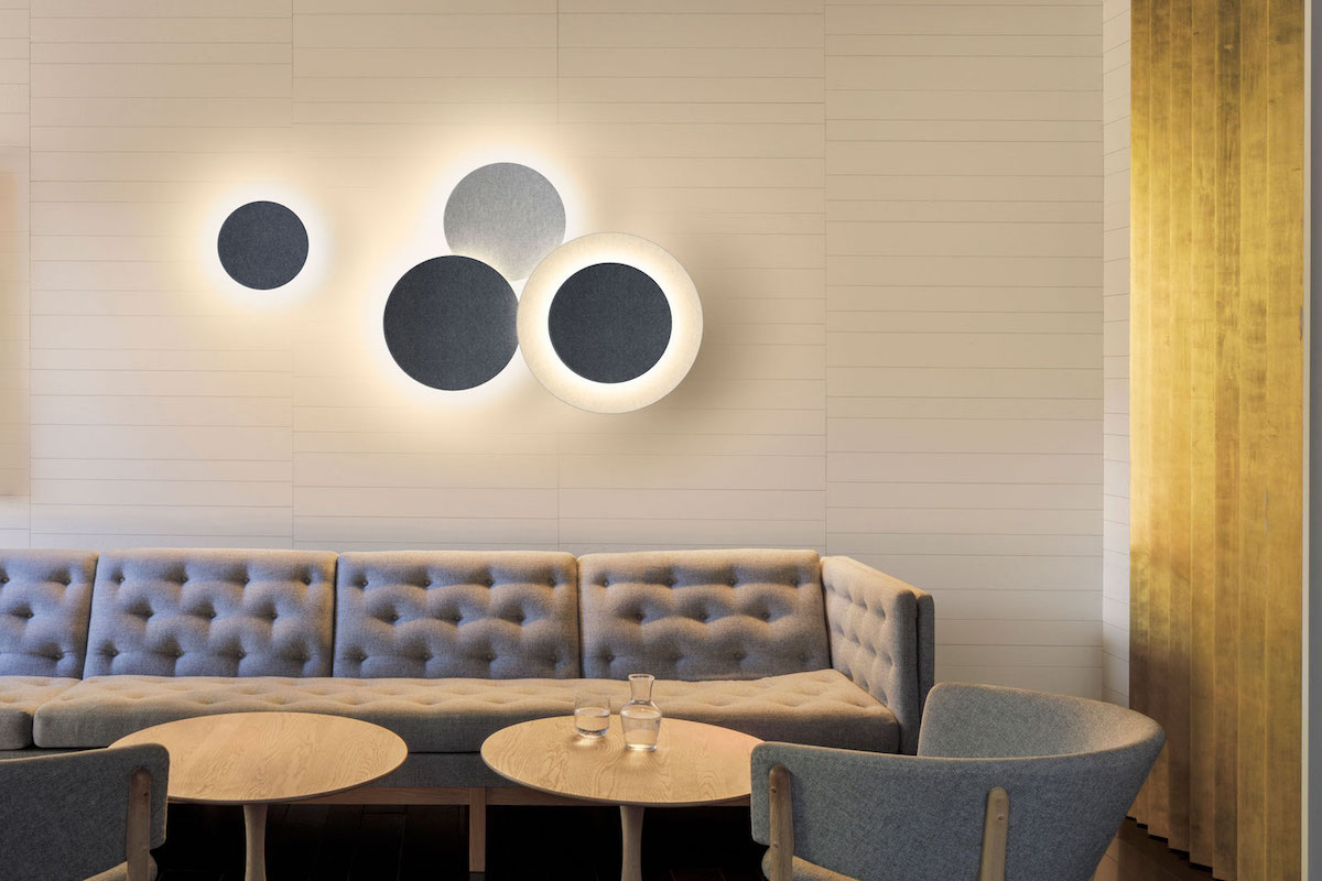 Puck Wall Art by Vibia
