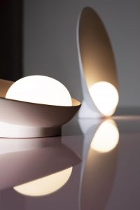 Musa table lamps by Vibia