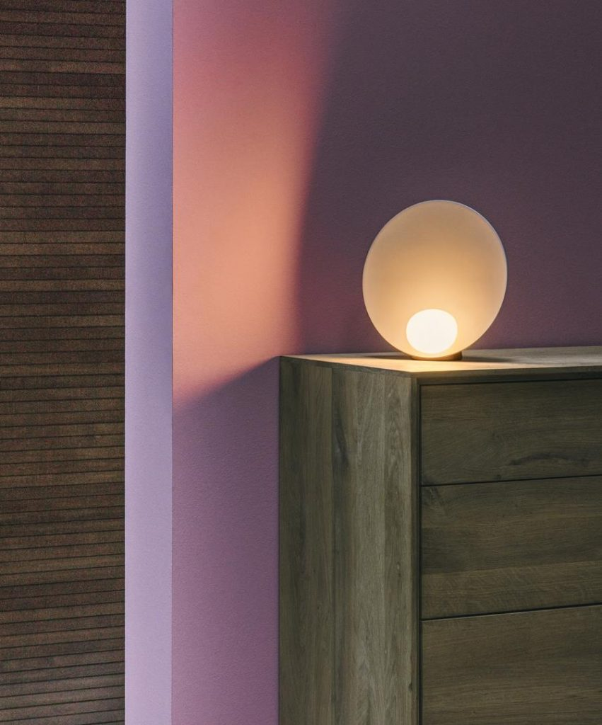 Musa table lamp by Vibia