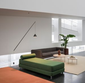 North floor/pendant lamp by Vibia