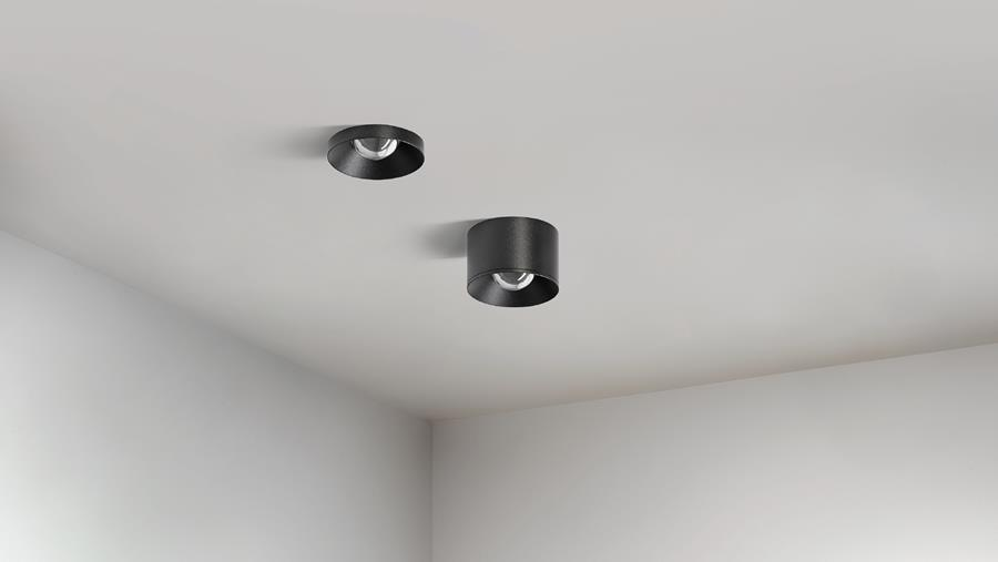 Puck and Puck Recessed by Arkoslight