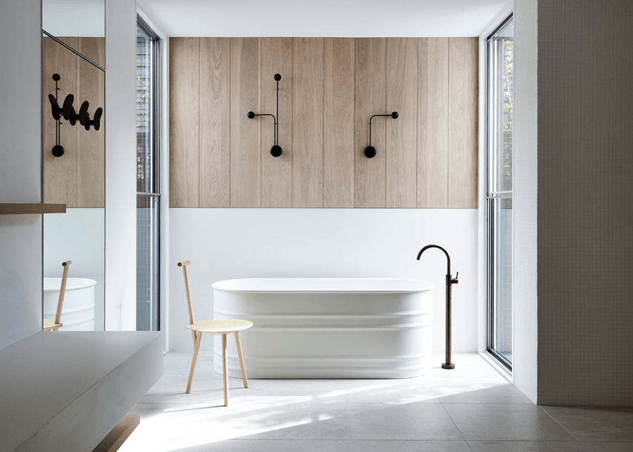 Sage House by Carole Whiting featuring our Vibia Pin