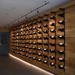 L182 Wine Rack System by MP Lighting