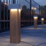 L904 bollard by MP Lighting