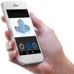 Casambi interface on iPhone