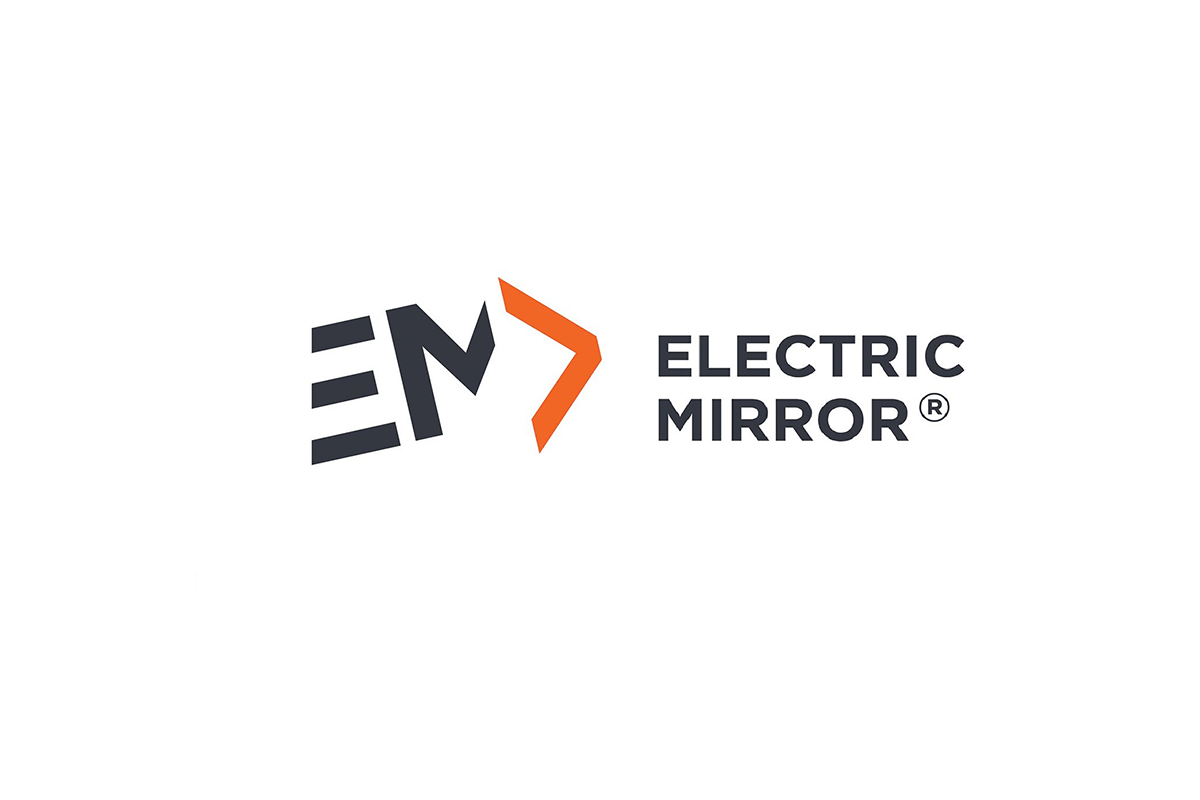 electric mirror logo