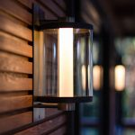 Badger wall lamp by Nocturnal