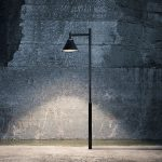 City Pole floor lamp by Zero