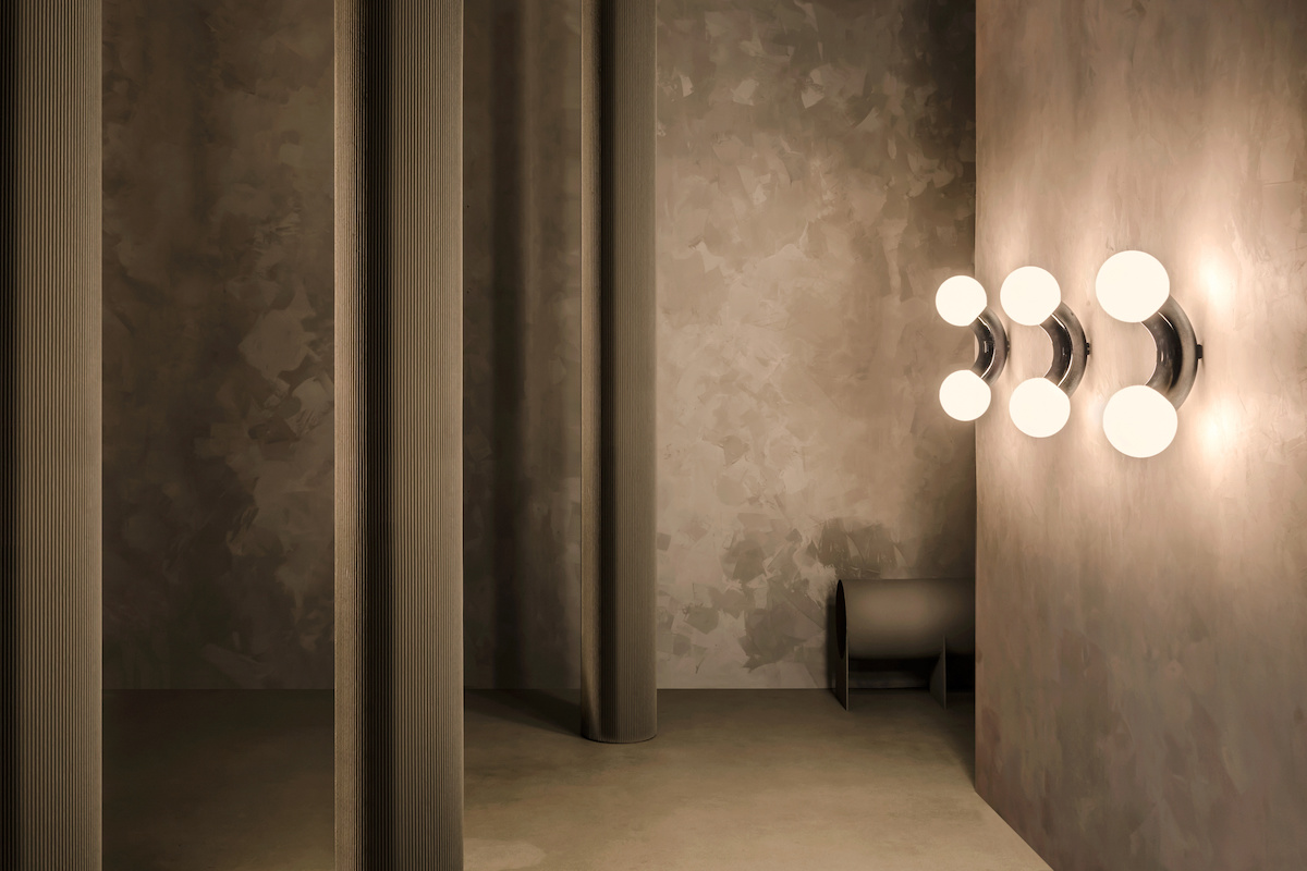 Vine low-voltage wall lamps