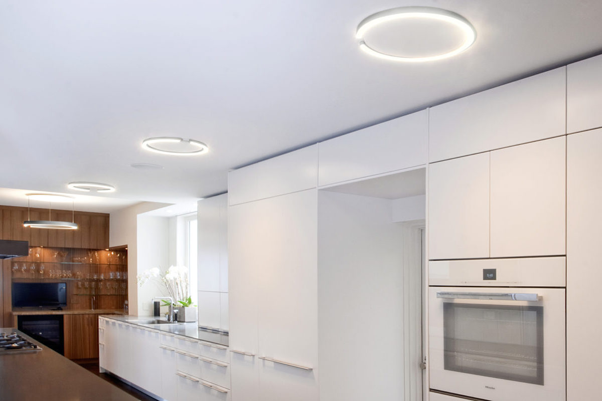 Mito soffitto wall and ceiling lamps