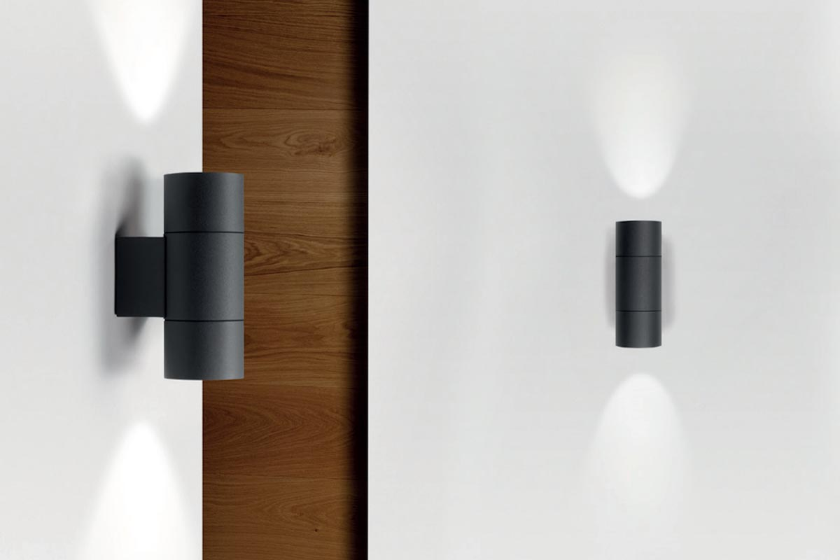 Rook wall lamps
