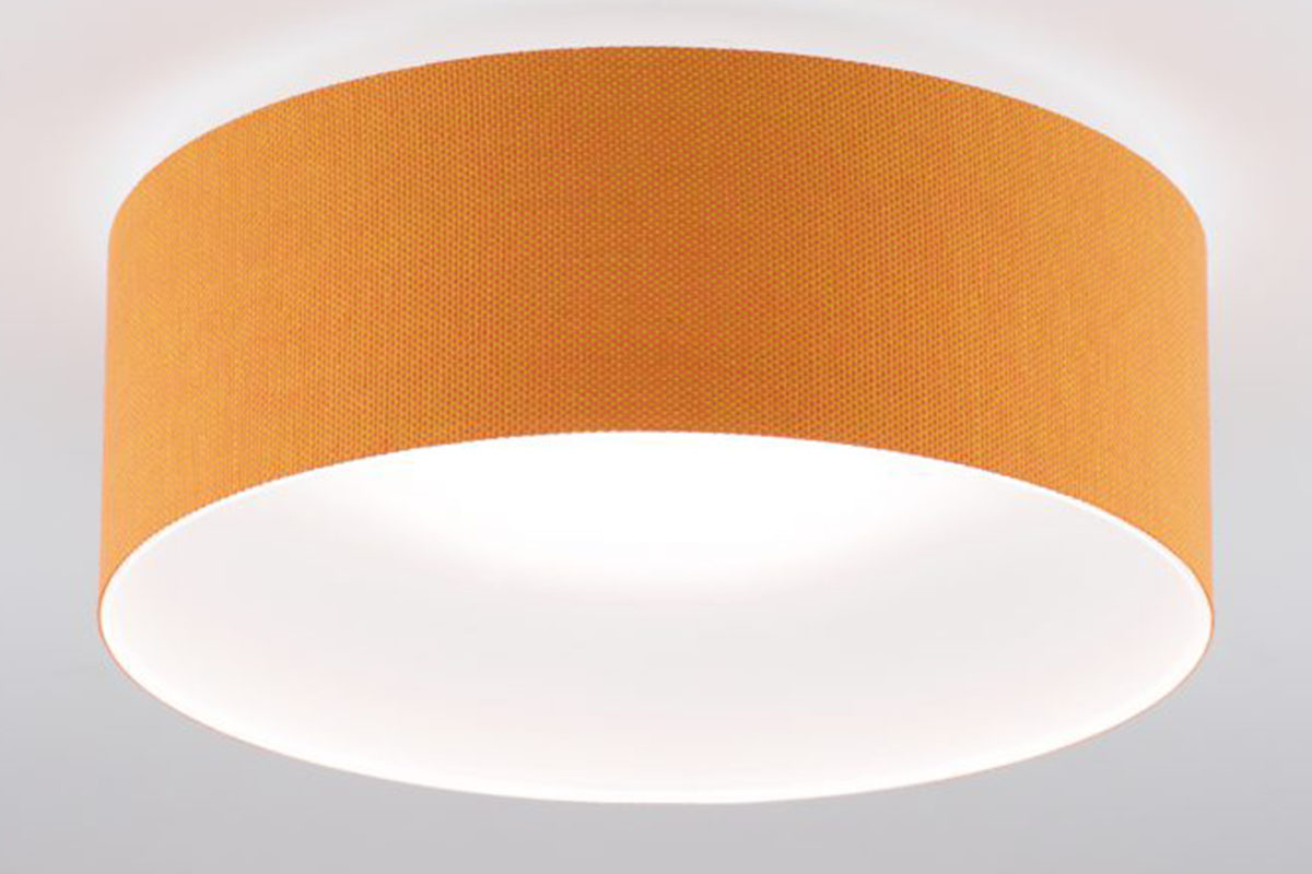 Puncheon ceiling lamp