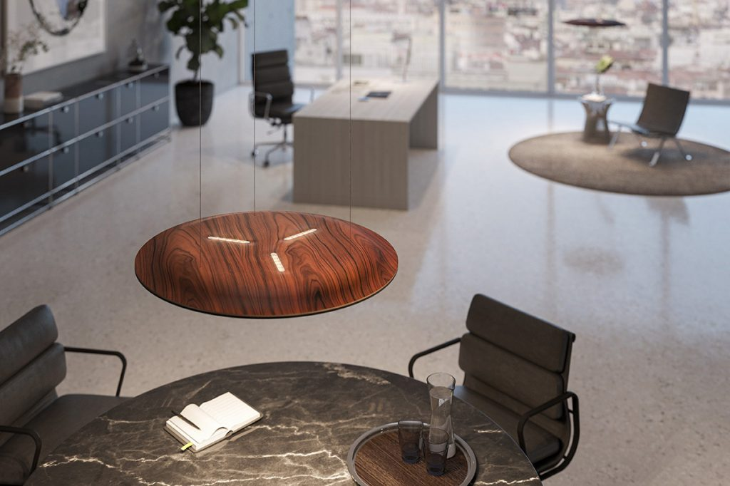 Lighting Pad Lounge by Nimbus