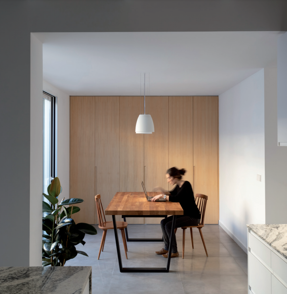 Wire Trimless Accessory for the Salt pendant by Arkoslight